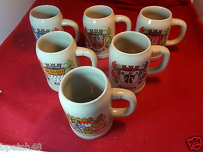 Germany Mugs Drinkware Steins Breweriana Beer Collectibles 4 004 Items Picclick