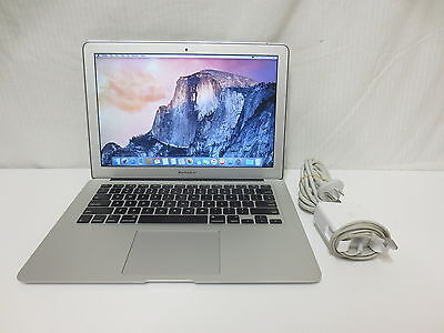 Apple MacBook Air (13-inch, Early 2014) A1466 - 128GB SSD,4GB RAM ,Intel Core i5