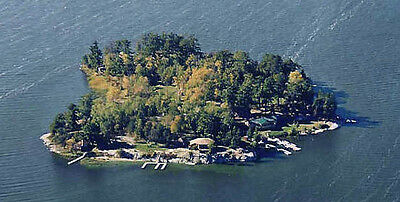 Private 10 Acre Island Lake of the Woods Ontario Canada