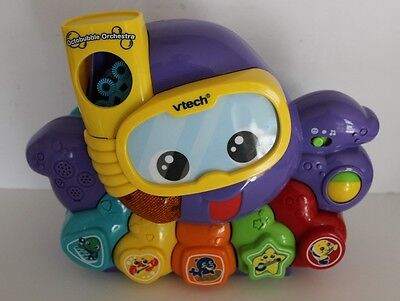 Vtech Octobubble Orchestra Toy 12+ Months Bath Toy