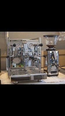 Brand New Ecm Technika Vibe And S-64 Automatika Coffee Machine&Grinder Package