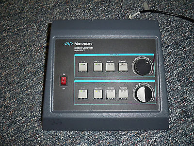 Newport 860-C2 Motion Controller, 4-Axis (2-Axis simultaneous) #1494