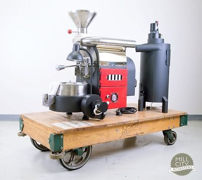 Brand New 1kg Electric OR Gas Commercial / Batch Roaster