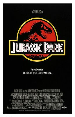 JURASSIC PARK 11X17 Movie Poster collectible NEW CLASSIC