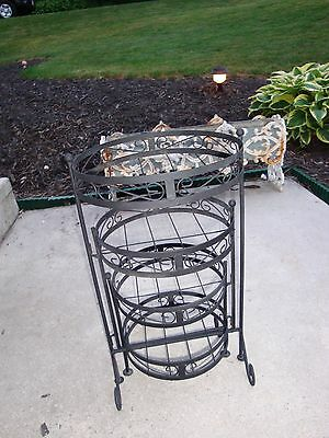 """Metal Plant Stand Folding 10"""", 9"""", 8"""" , 7"""" ,"""