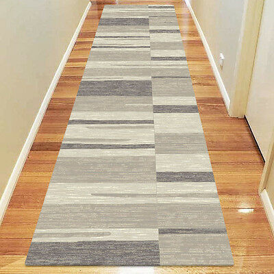 Modern MOONLIGHT Floor HALLWAY RUNNER RUGS / CARPETS in 80 x 150 cm FREE POSTAGE