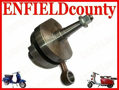 New Vespa Complete Crankshaft Assembly Vlb Vbb 125 150 @cad