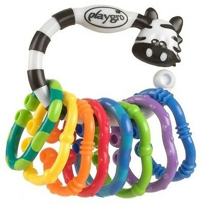 Playgro Zebra 9 Links