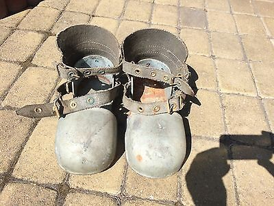 Soviet Russian Diver's Boots