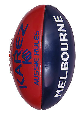 Karez PVC 2 Ply Hand Stitch Training Rugby Ball For Kids ,4 Panel