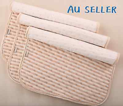 Reusable Baby Change Mat Nappy Infant Waterproof Change Pad Diaper Bed New