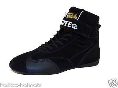 FIA HEDTEC/TRP Nomex Race Boots (Rally, Race, Kart)