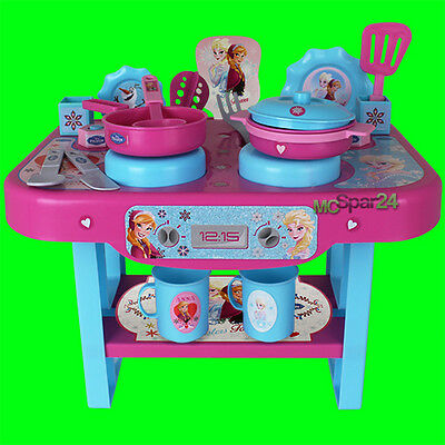 disney frozen eisk nigin spielk che kinderk che spielzeug k che kinder zubeh r eur 21 00. Black Bedroom Furniture Sets. Home Design Ideas