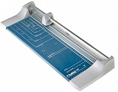 Dahle A3 Personal Trimmer 460mm Cutting Length/ 0.6mm Cutting Capacity - Blue