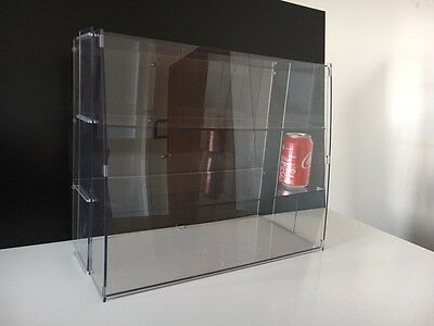 Larger Size Cake Display Cabinet Bakery Pastries Delicatessen Food Display