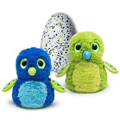 Electronic Cub Pet Blue/Green Magic Hatching Egg//Pie Face Game Children Kid Toy