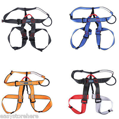 Harness Bust Seat Belt Outdoor Rock Climbing Rappelling Equipment