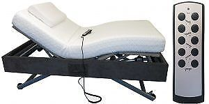 New Adjustable Bed- Avante Lo-Lo Bed BASE Long Single aged care equipment