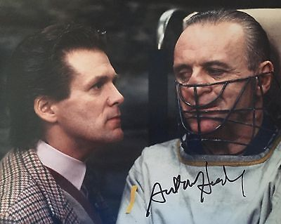 Anthony Heald Personally Signed Photo, The Silence Of The Lambs, 2