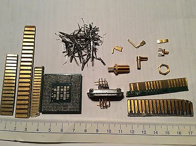 COMPUTER SCRAP FOR GOLD AND OTHER PRECIOUS METALS RECOVERY 47,4  gr