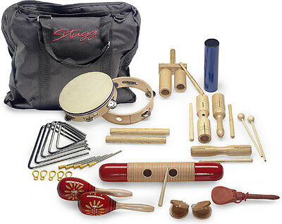Stagg CPJ-05 Junior Percussion Set - inkl. Tasche