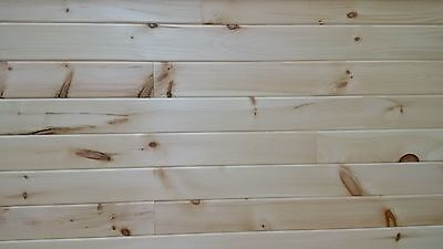 Eastern White Pine Tongue & Groove Siding, Better grade 1 x 6, $9.00 for 12 l.f.