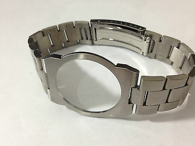 New.omega Geneve Dynamic Gents Stainless Steel Watch Strap