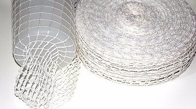 White/White   High Quality Meat Netting  5 Meter