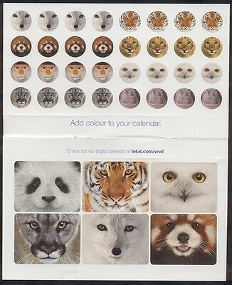 38 Mini Reminder Calendar Stickers To Mark Special Dates With Cute Animal Faces