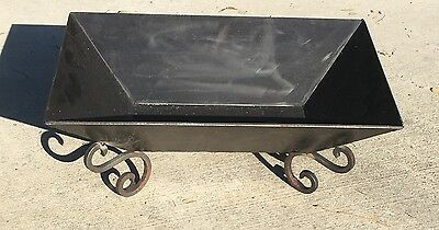 "New! 26"" FIRE PIT, SOLID STEEL WOOD STOVE USA CAMPFIRE, OUTDOOR PIT, FPRF01"