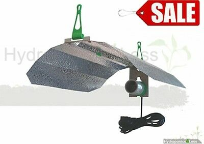 SALE LUMii MAXii Dutch Barn Euro Light Reflector Hydroponic Ballast MH CFL HPS