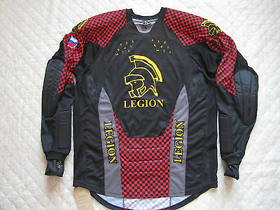 LEGION - Paintball Russian Professional Padded Jersey  ALL SIZES