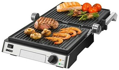 UNOLD 58526 contact grill steak