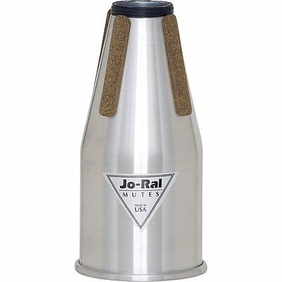 Jo-Ral FR1A Aluminum French Horn Straight Mute