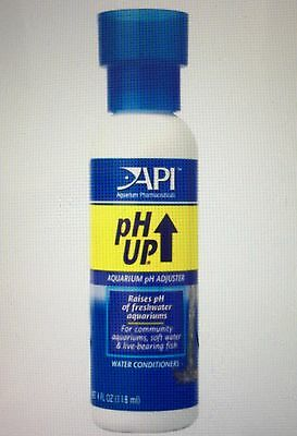 4 X API PH Up 118ml Aquarium ( Total 472ml )