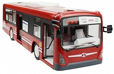 Hugine 6 Channel 2.4G Remote Control Bus With Lights And Sounds Opening Doors