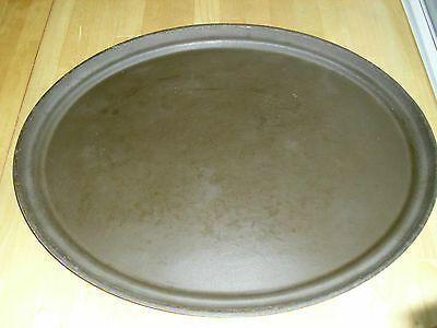 Large Oval Tray Mexico 60 x 50 cm restaurant dishes banquet hall heavy duty bar