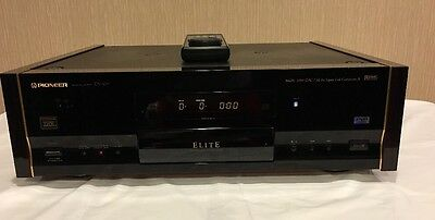 Pioneer Elite DV-09 Reference DVD Player / Copper Chassis With Original Remote