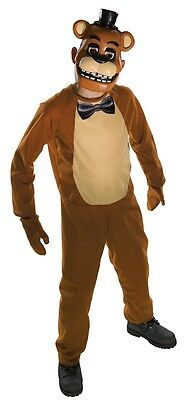 Five Nights at Freddy's Freddy Child Costume, Brown, Rubies
