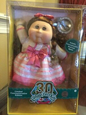 FAO Exclusive Cabbage Patch Doll 30th Anniversray 20in Collector Kid - Free Ship