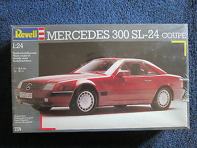 Mercedes 300 SL-24 Coupe Revell  #7174 1/24 scale
