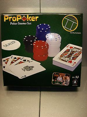 Poker Starter Set 120 chips