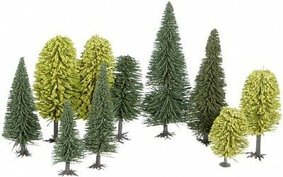 Noch 26411 6.5-15 Cm High Mixed Forest 10 Trees Landscape Modelling