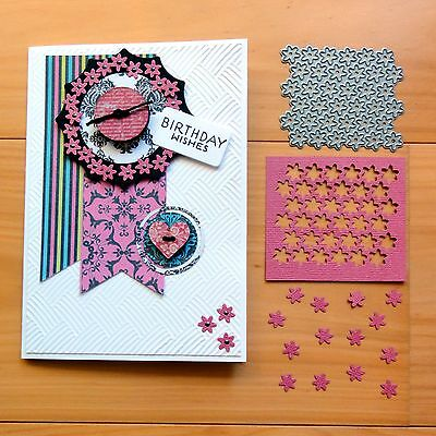 """IMPRESSION OBSESSION TINY FLOWERS Cutting Die """"REDUCED""""  BNIP"""