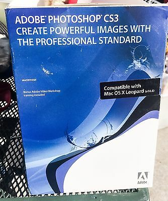 Adobe Photoshop® CS3 for Mac (Retail) (1 User/s) - Full Version for Mac 13102488