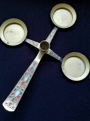 Spiritual *Witch Owned*Authentic* Candle Holder Old Haunted Home 100 Years Plus