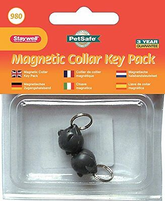 PetSafe Magnetic Collar Key Dual Pack
