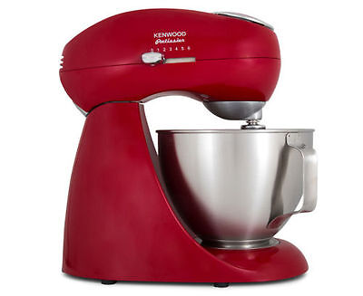 Kenwood MX321 Patissier Stand Mixer - Red