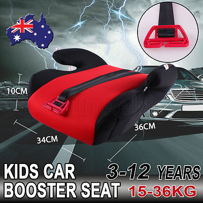 New Car Booster Seat Safe Sturdy Baby Child Kid Suitable for 15-36kg Children AU