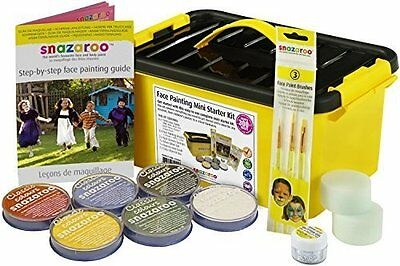 Snazaroo Professional Face Painting Kit   Guide Does Over 300  Faces
